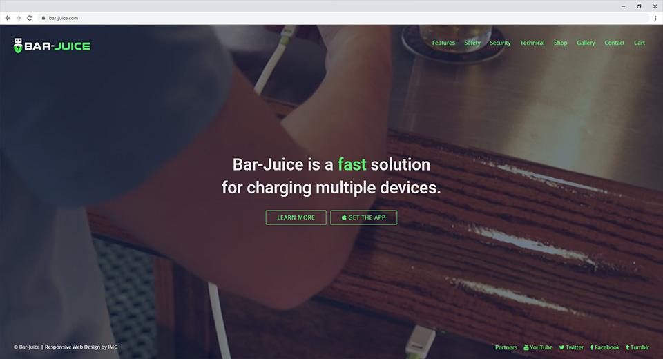 Featured work: Bar Juice