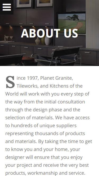 Planet Granite mobile screenshot 2