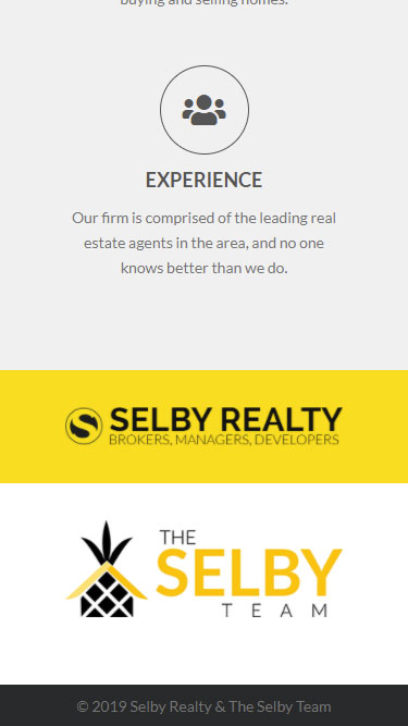 Selby Realty mobile screenshot 2